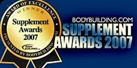 2007 Bodybuilding.com Supplement Award Winners