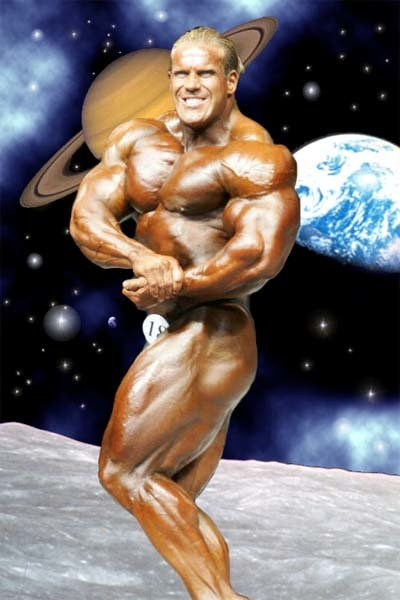 In The World Of Bodybuilding, How Big Is Too Big?