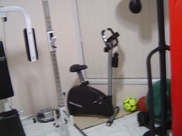 How can you create an effective home gym on a budget