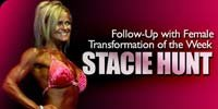 Follow-Up With Stacie Hunt.