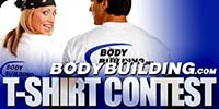 Bodybuilding.com $1000 T-Shirt Photo Contest