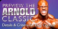 Preview The Arnold Classic!