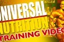 Universal Nutrition Training Videos: Training With 'Wrath'