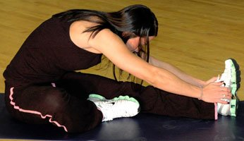 Stretching Before & After Exercising Helps Prevent Injury