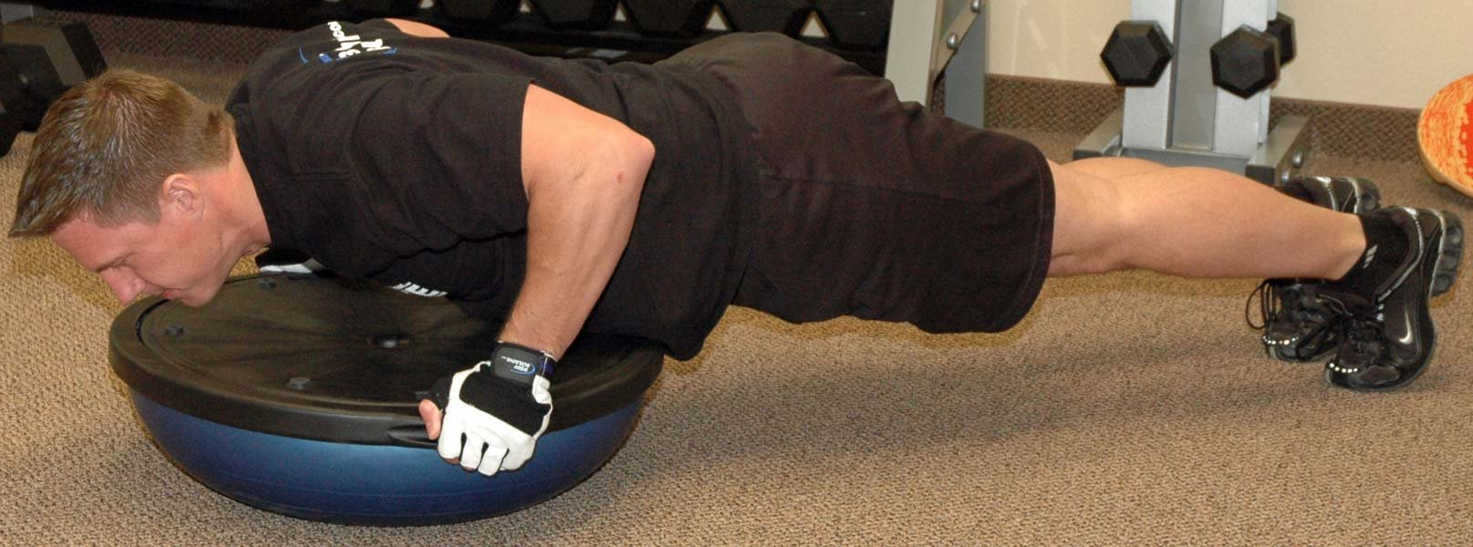 What Is The Best Bosu Ball Workout?