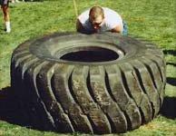 Tire Flip.