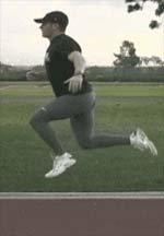 Jump Lunge