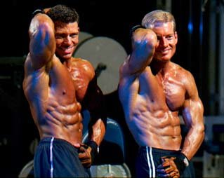Jonathan Lawson & Steve Holman