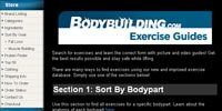 Exercise Guides