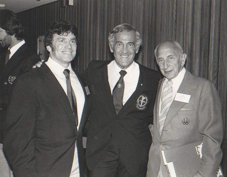 Ben Weider Held A Meeting With All Contestants.