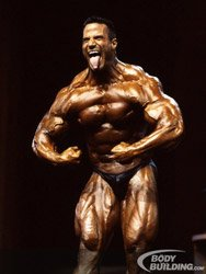 Mike Matarazzo At The 1998 Olympia.
