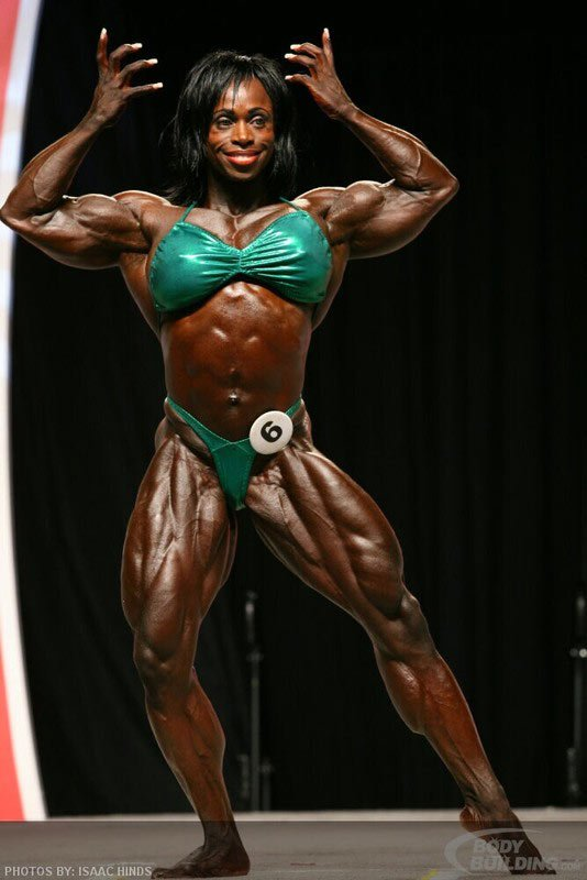 Miss olympia 2008 musclecoop