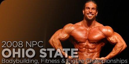 2008 NPC Ohio State Bodybuilding, Fitness& Figure Championships