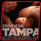 2008 IFBB PBW Pro Show
