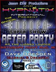 Europa Super Show After Party