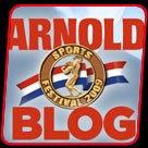 2009 Arnold Classic Blog!