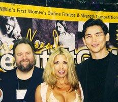 Kenny Kassel, Brenda Kelly, And Don Wilson