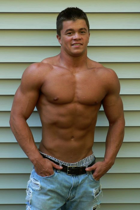 Teen Bodybuilder Of The Week: Aaron Collier! Pics and info ...