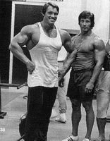 Frank Zane Was The More Intellectual, Philosophical Type.
