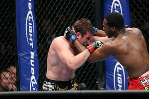 Stephan Bonnar Vs Jon Jones