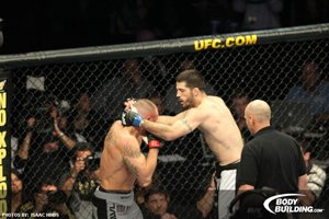 Matt Brown Vs Pete Sell
