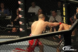 Matt Hamill Vs Mark Munoz