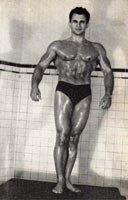 The 'Iron Guru' Vince Gironda.