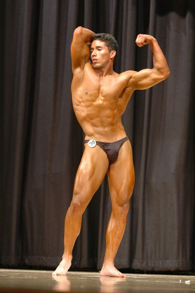 bodybuilders Amateur natural
