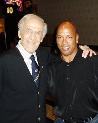 Ben Weider and Shawn Ray