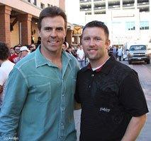 Bill Romanowski & Jeremy DeLuca