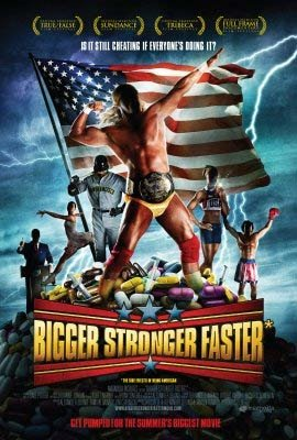 bigger stronger faster by chris bell essay For the most part, bell doesn't leave any stone unturned and the personal nature of his entertaining and enlightening inquiry elevates bigger, stronger, faster, ie the side effects of being american , above your average exposé.