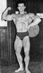 I Started With Weights As A Supplement To My Sporting Life.