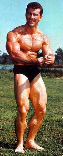 1966 Mr. America & Sports Performance Pioneer Bob Gajda