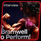 2008 Olympia Interview: IFBB Pro Debbie Bramwell Ready To Perform!