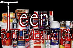 Teen Supplementation