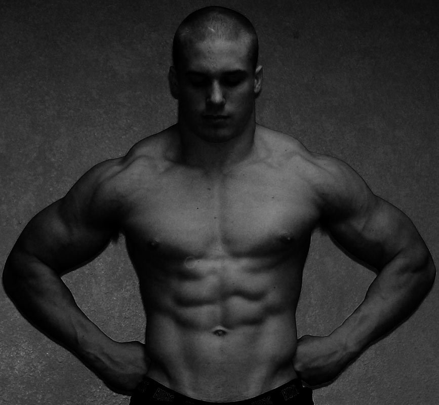 Teen Bodybuilder of the Week: Daniel Rumfelt