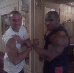 Darius Watchorn And Johnny Jackson