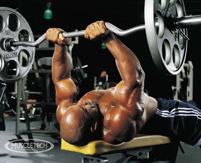 Perform 10 Reps Bringing Your Hands Together Toward Navel Somewhat Mimicking A Most Muscular Pose To Direct The