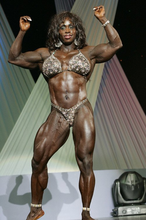 An Interview With The Jay Cutler Of Women's Bodybuilding, Dayana