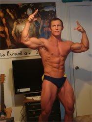 Dorian Haywood.