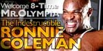 Interview With Ronnie Coleman!