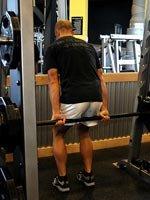 Behind The Back Shrug Stretch