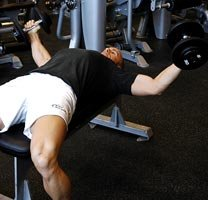Dumbell Fly Stretch