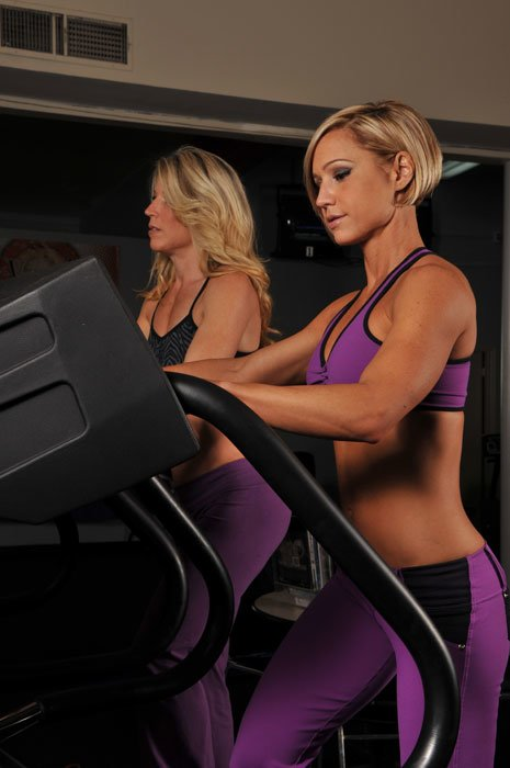With Cardio Training, You Might Get An Extra 40-80 Calories Burned.