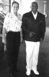 Frank Marchante & Sergio Oliva