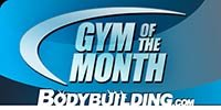 Gym of the Month
