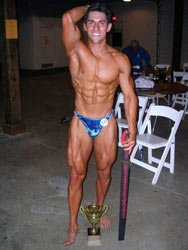 Author, Ryan Patrick: 'Head Turning Biceps & Abs Remain The Hallmark Of Success.'