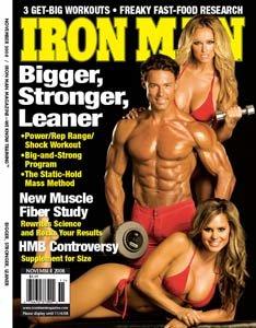 Iron Man November 2008
