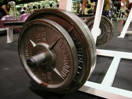 Put Your Weights Back On The Rack Where You Found Them.