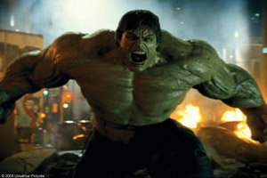 The Hulk © 2008 Universal Pictures